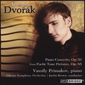Piano Concert,op.33/Poetic Tone-Pictures,op.85