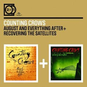 2 For 1: August & Everything/Recovering Satellites