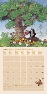 Der kleine Maulwurf 2016 - Broschürenkalender