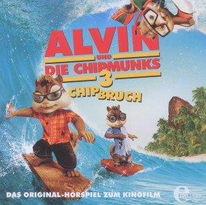 (3)Original-Hörspiel z.Kinofilm-Chip Bruch