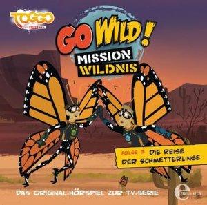 (3)HSP z.TV-Serie-Die Reise Der Schmetterlinge