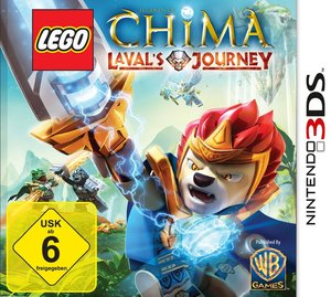 LEGO CHIMA: Lavals Journey