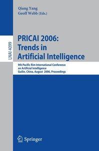 PRICAI 2006: Trends in Artificial Intelligence