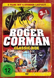 Roger Corman-Classic Box (3in1)