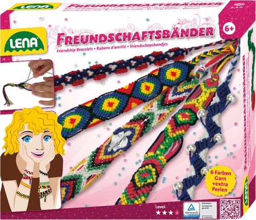 Lena 42013 - Freundschaftsbänder - zum Schließen ins Bild klicken
