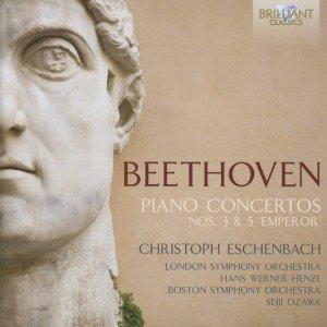 Beethoven: Klavierkonzerte 3 & 5 Emperor