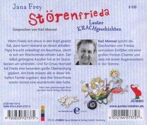 Störenfrieda.Lauter Krachgeschichten