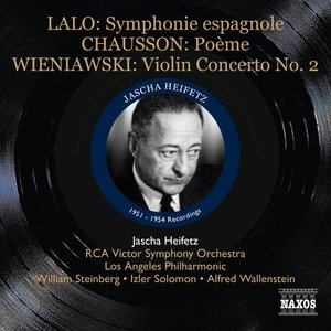 Symphonie Espagnole/Poeme/Violinkonzert 2
