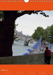 Paris et ses manifestations (Calendrier mural 2015 DIN A4 vertic