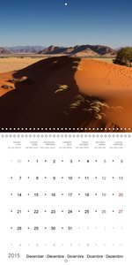 Namibia - Wonders of Nature (Wall Calendar 2015 300 × 300 mm Squ