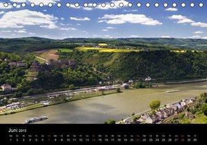 Schonnop, J: Welterbe Oberes Mittelrheintal (Tischkalender 2