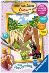 Ravensburger 28222 - Malen nach Zahlen: Pony Peppermint