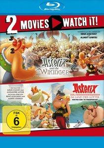 Asterix und die Wikinger & Asterix im Land der Götter