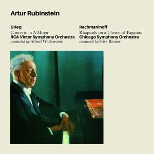 Grieg: Concerto In a minor+Rachmaninoff:Rhapsody