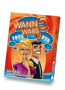 Noris 606104546 - Wann wars?