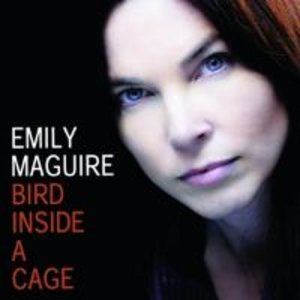 Bird Inside A Cage