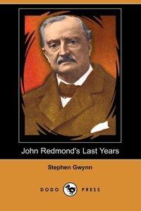 JOHN REDMONDS LAST YEARS (DODO