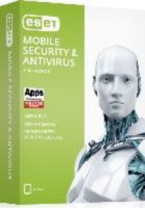 ESET Mobile Security & Antivirus für Android V3 - 1 User