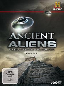 Ancient Aliens - Unerklärliche Phänomene (Staffel 2)