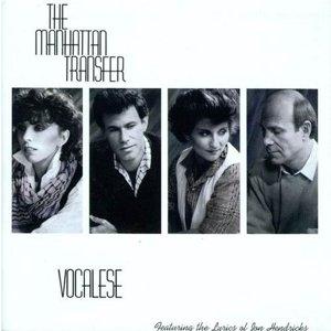Vocalese-180g LP