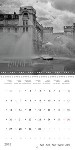 Munich in Motion (Wall Calendar 2015 300 × 300 mm Square)