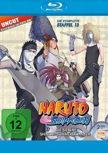 Naruto Shippuden - Staffel 13: Folge 496-509