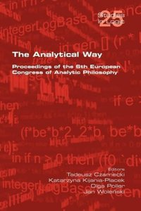 The Analytical Way. Proceedings of the 6th European Congress of