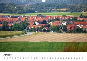 Sehnde - Ein idyllisches Stück Niedersachsen (Wandkalender 2017