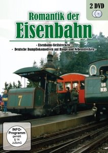 Deutsche Dampflokomotiven &Eisenbahn-Steilstrecken