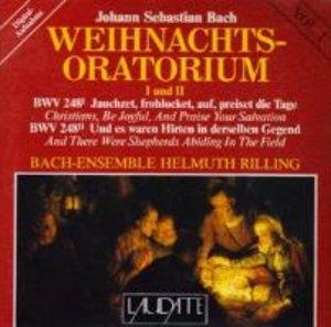 WEIHNACHTSORATORIUM I+II