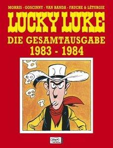 Lucky Luke: Gesamtausgabe 18. 1983-1984
