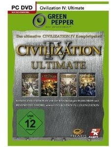 Green Pepper: Sid Meiers Civilization IV - Ultimate