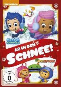 Bubble Guppies - Ab in den Schnee