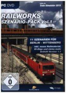 Train Simulator 2015 - Railworks Szenario-Pack Vol. 1