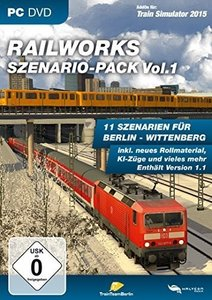 Train Simulator 2015 - Railworks Szenario-Pack Vol. 1