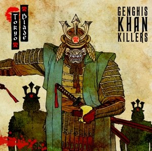 Genghis Khan Killers (2LP,Green Vinyl,Gatefold Co