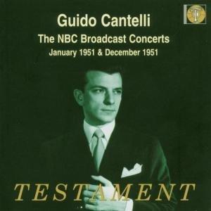 NBC-Rundfunkaufnahmen Jan.-Dez.1951