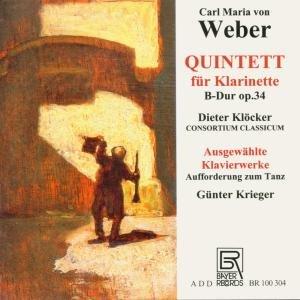 Quintett Für Klarinette op.34
