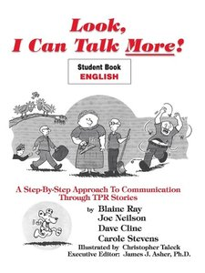 Look, I Can Talk More! English Student Book
