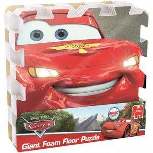 Jumbo 17344 - Disney Cars: Mega großes Bodenpuzzle - 9 Teile Kin