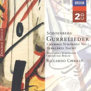 GURRELIEDER/VERKLÄRTE NACHT/KAMMERSYMPHONIE NR.1