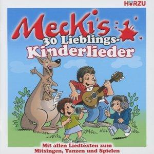 Meckis 30 Super Kinderlieder