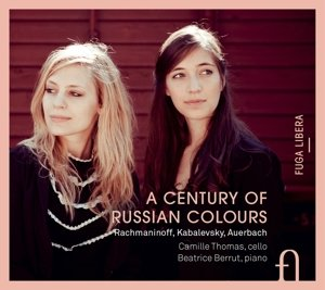 A Century of Russian Colours