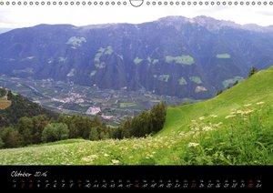 Meraner Höhenweg (Wandkalender 2016 DIN A3 quer)
