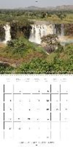 Ethiopia, 13 months of sunshine (Wall Calendar 2015 300 × 300 mm
