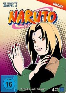 Naruto - Staffel 4. Auf der Suche nach Tsunade