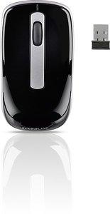Speedlink SL-6340-BKSV SNAPPY MX - schnurlose Maus USB schwarz-s