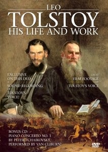 Leo Tolstoy: His Life and Work.DVD+CD
