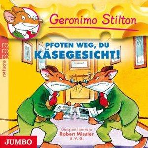 Geronimo Stilton: Pfoten Weg,Du Käsegesicht! (Fol