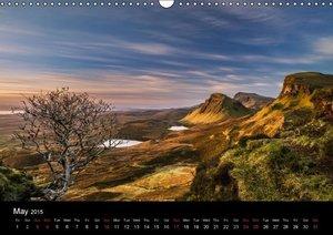 Scotland Alba (Wall Calendar 2015 DIN A3 Landscape)